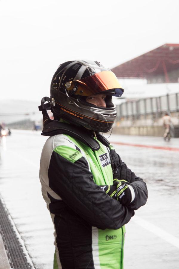 Driver Ginetta G57 Prime Racing Team Join Spa Fotograf Michael Wipperfürth Düsseldorf