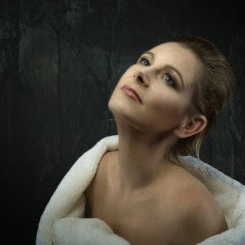 Reneé, fotografiert in unserem Studio in Düsseldorf