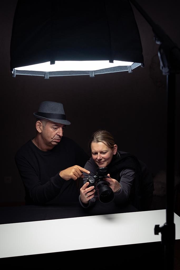 Model-Mann-Alexander-Gründel-Fotograf-Fotostudio-Lichtsetup-Makingof