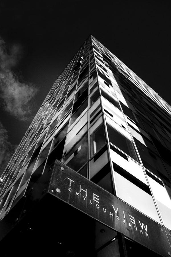 Innside / The View / Medienhafen / Düsseldorf / Architektur / Fotograf Michael Wipperfürth