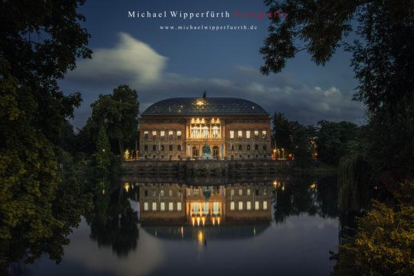 Ständehaus / K21 / Schwanenspiegel / Düsseldorf / Fotograf Michael Wipperfürth