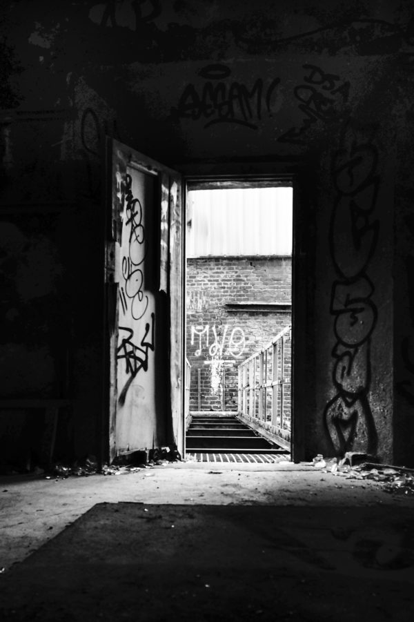 lost place - düsseldorf - urbex
