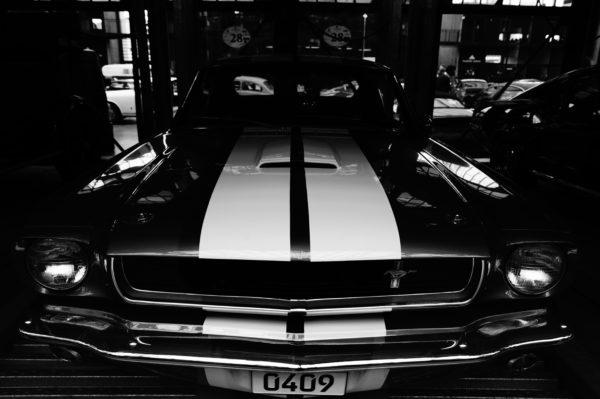 classic remise - düsseldorf - muscle car